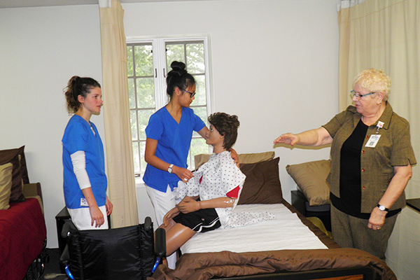 Home Health Training